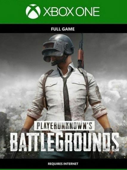Pubg Português Xbox One Xone Código 25 Dígitos Jogo Comprar