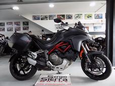 Ducati Multistrada1200s Gris 2016