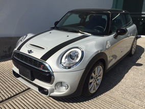 Mini Cooper S Salt Manual **venta En Agencia Mini**2017