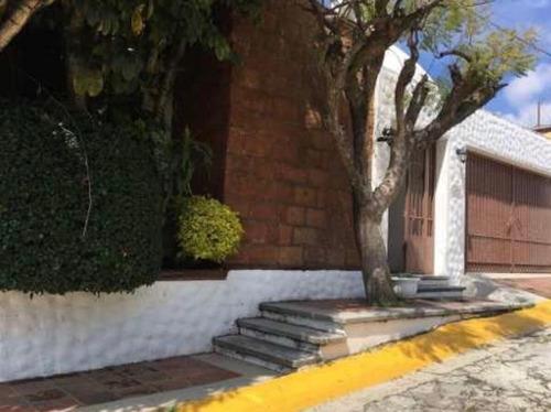 Imagen 1 de 14 de Casa En Hacienda  Tetela Cuernavaca