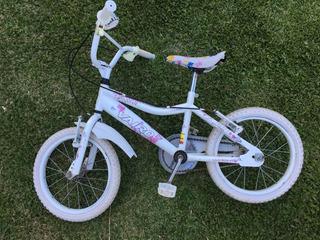 Bicicleta Vairo Niña Rodado 16