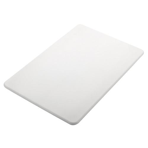 Tablas De Picar Plast. 51x38x1.25cm Blanco Sunnex