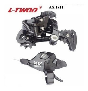 Kit Cambio + Shifter L-twoo Ax 1 X 11 Vel Compatible Mtb