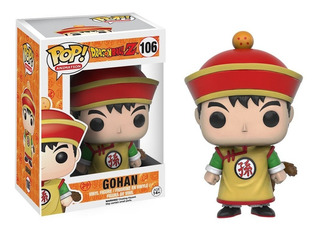 Muñeco Funko Pop Dragon Ball Z Gohan 106 Original!!