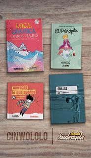 Promo Cinwololo (4 Libros)