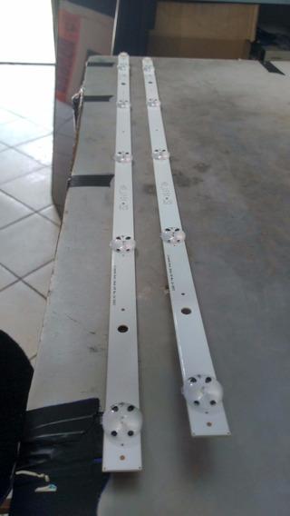 Barra De Led Tv Lg 32lf510b Unidade Com 5 Led´s Hd_lf51 S