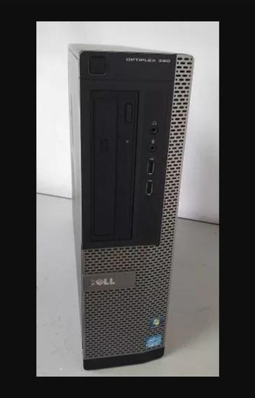 Desktop Dell Optiplex 390 Core I5
