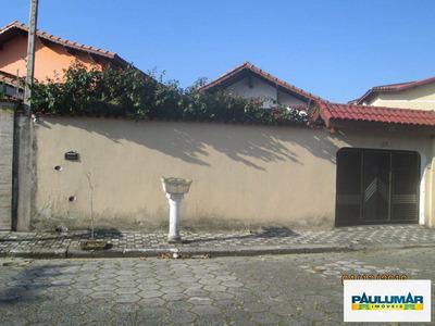 Casa Com 4 Dorms, Vila Atlântica, Mongaguá - R$ 700 Mil, Cod: 827603 - A827603