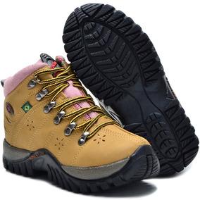 Botinha Infantil Adventure Escolar Macia Confortável Sapato