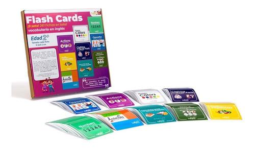 Flash Cards Kit Ms