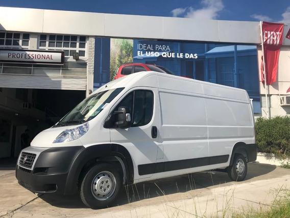 Fiat Ducato Ambulancia 0km 2020 Tomo Tu Usado Chocado Z-