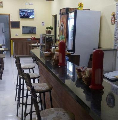 Ponto Comercial Lanchonete Restaurante
