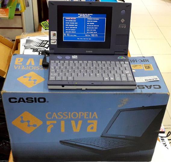Mini Computador Casio Cassiopeia Anos 90
