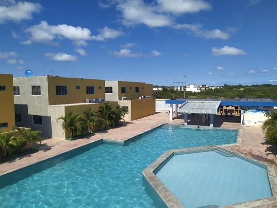Apartamento 42mts2 En Ciudad Flamingo.chichiriviche.