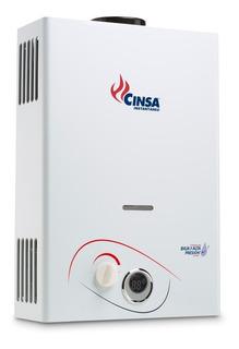 Calentador Boiler Instantáneo Cinsa Cin-06 B Gas Lp