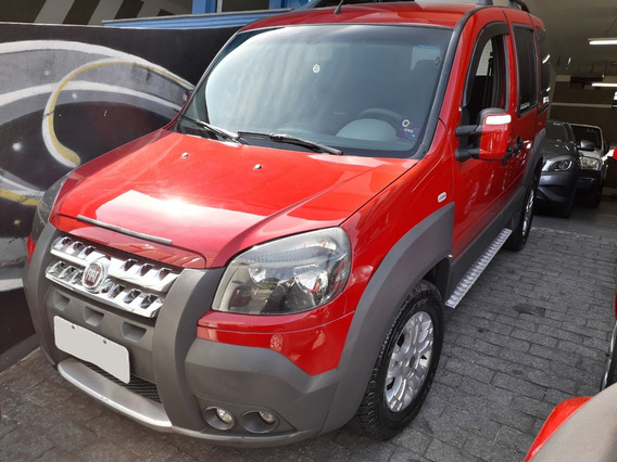 Fiat Doblo Adventure 1.8 Flex 5p