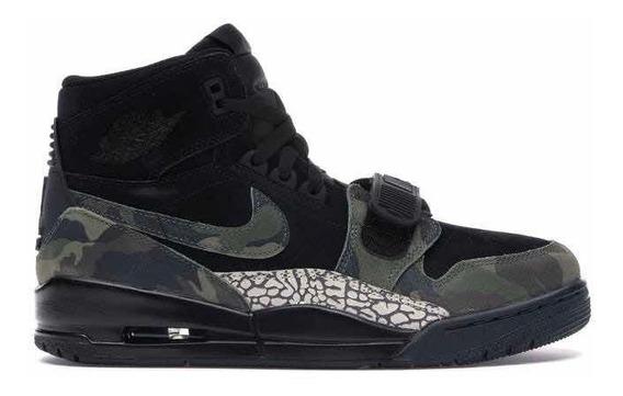 Jordan Legacy 312 Black Camo / Tenis / Sneakers / Nike