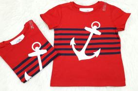 Camiseta Marinheiro Infantil