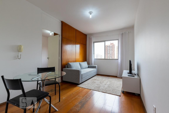 Apartamento Para Aluguel - Cambuí, 1 Quarto, 53 - 893022570