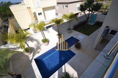 Casa Com 4 Suítes À Venda, 550 M² Por R$ 2.700.000 - Burle Marx - Santana De Parnaíba/sp - Ca1833