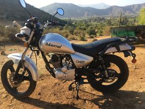 Moto Custom Nueva