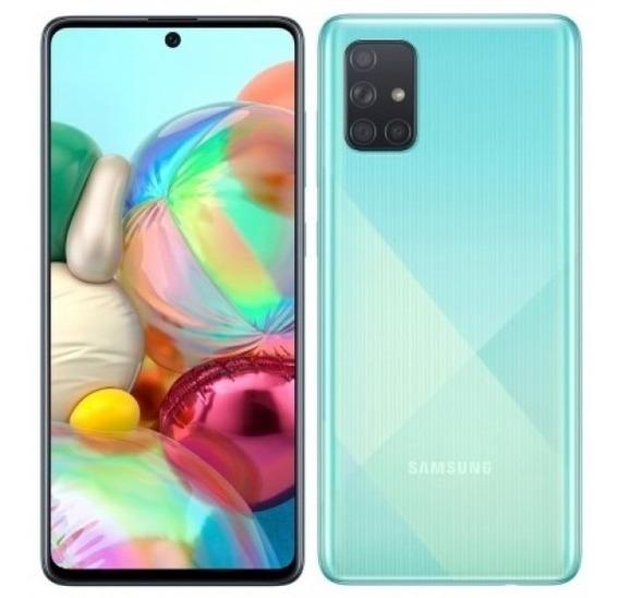 Samsung Galaxy A51 128gb+6ram 4 Cámaras Nuevo