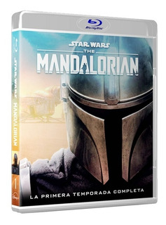 Star Wars The Mandalorian Temporada 1 Blu-ray Latino