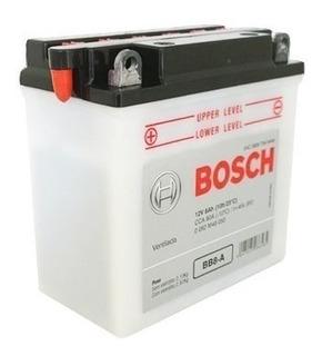 Bateria Moto 12v 8ah Bosch Bb8-a Suzuki Yes 125