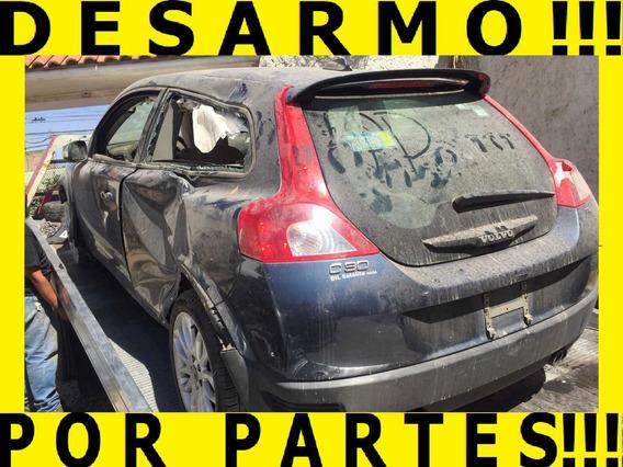 Volvo C30 08 Completo Partes Desarmo Refacciones Aseguradora