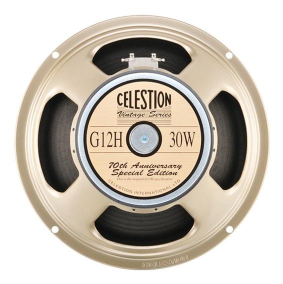 Celestion G12h Anniversary- Impulse Response (ir)