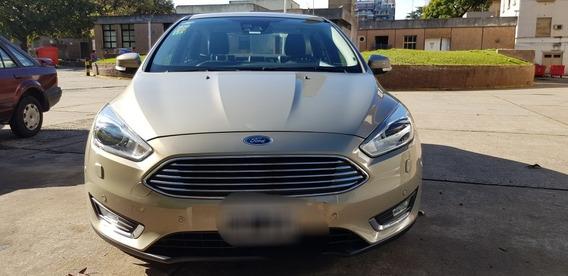 Ford Focus Iii L/16 Titanium Power At6 Patentado Dic/15