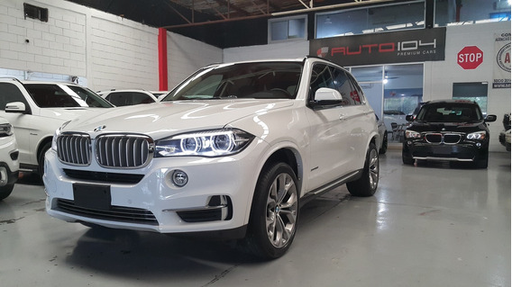 Bmw X5 50 Excellence 2016 Blanca