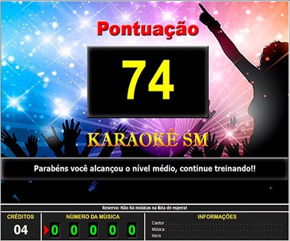 Karaokê Full Hd Profissional P/pc Com + De 10.730 Músicas