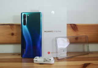 Huawei P30 Pro 256gb Y 6 Gb Ram + 2 Años De Garantía