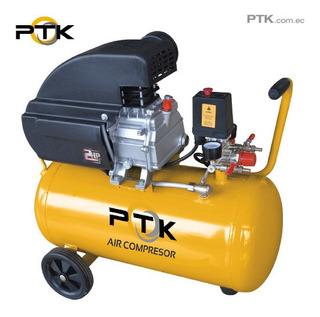 Compresor De Aire Ptk 2 Hp, 24 Litros 110v Syb Import