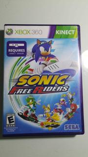 Sonic Free Riders Xbox 360 Lenny Star Games