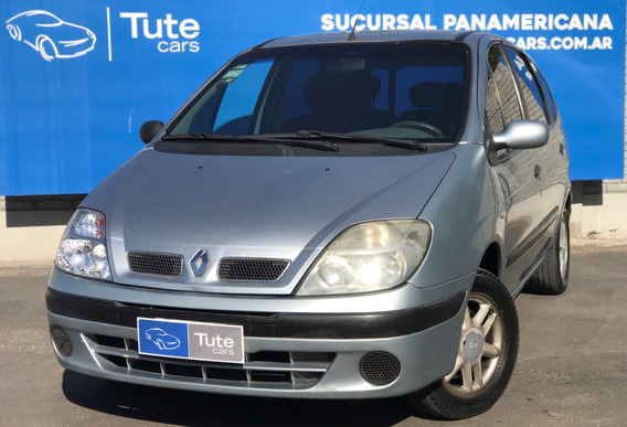 Renault Megane Scenic 16v 2007 Familiar Fb
