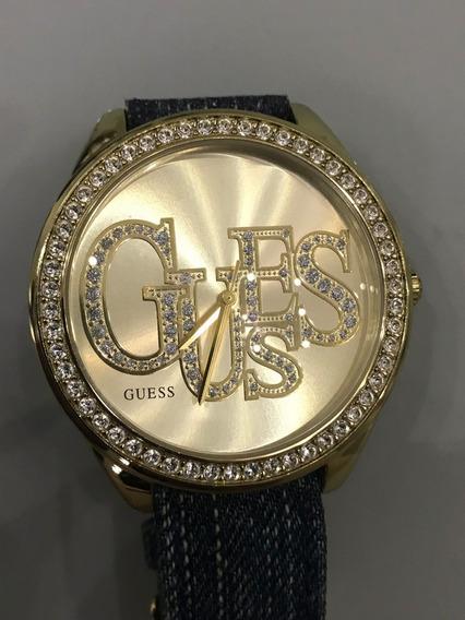 Relógio Guess W85034l1 *excelente Estado* Importado
