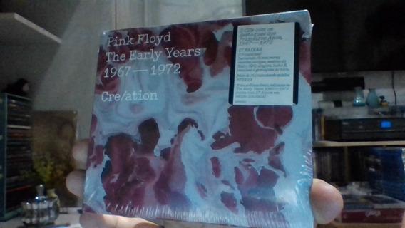 Cd Pink Floyd The Early Years 1967-1972 Lacrado Frete 10 R$