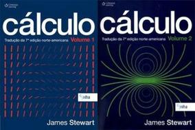 Livro Cálculo Volumes 1 & 2, 7°ed. James Stewart + Brinde