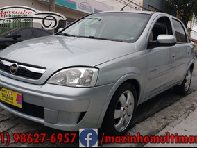 Chevrolet Corsa 1.4 Mpfi Premium Sedan 8v Flex 4p Manual