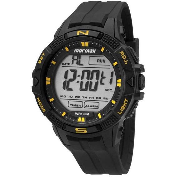 Relógio Mormaii Masculino Mo5001/8y C/ Garantia E Nf