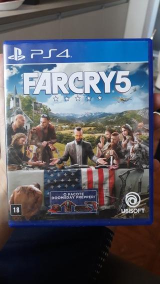 Jogo Farcry 5 Para Ps4