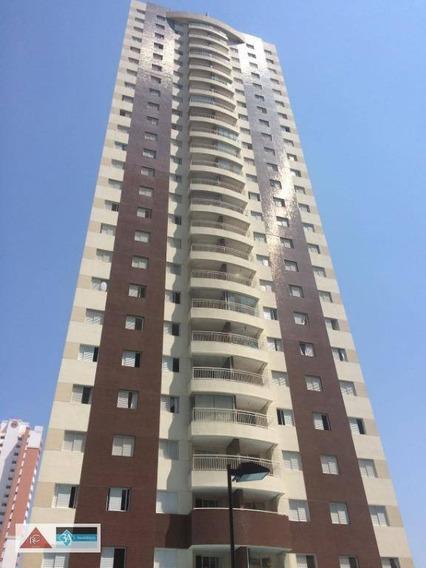 Apartamento Com 3 Dormitórios Para Alugar, 72 M² Por R$ 2.800,00/mês - Tatuapé - São Paulo/sp - Ap2796