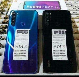 Xiaomi Redmi Note 8 Versão Global 64gb + Capa + Película