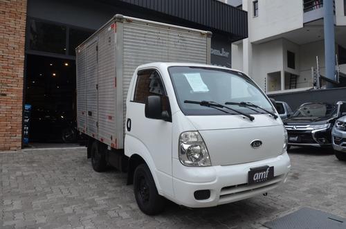 Imagem 1 de 6 de Kia Bongo 2.5 K-2500 4x2 Cs Turbo Diesel 2p Manual Bau
