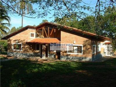Chácara Com 3 Dormitórios À Venda, 5484 M² Por R$ 590.000 - Chácara Buriti - Campinas/sp - Ch0016