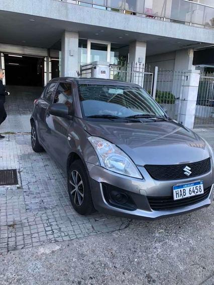 Suzuki Swift 1.2 Go 2018