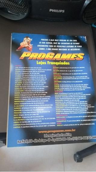 Revista Gamers Nº 37 Ano 5 Perfeito Estado