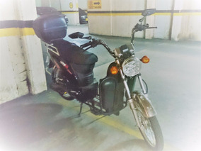 Ganga Bicicleta Electrica Tipo Chopper